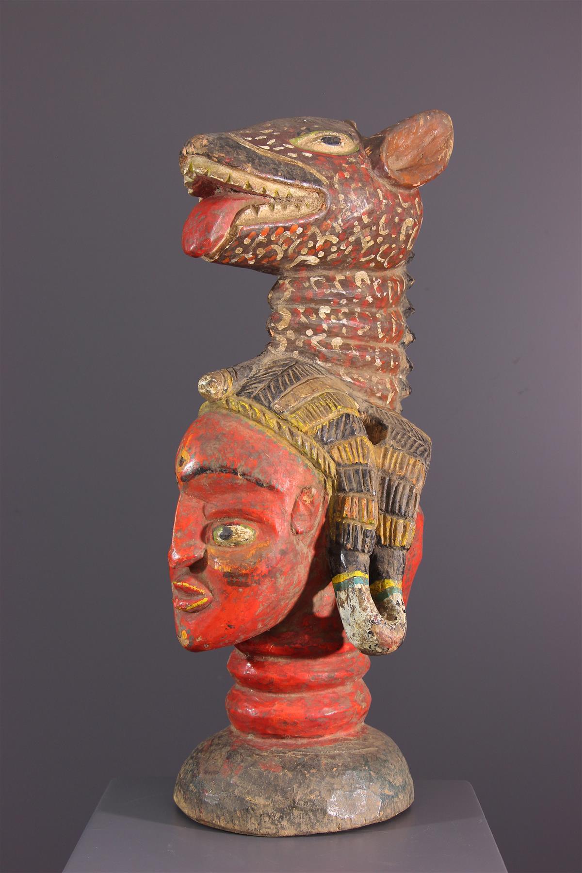 Baga Mask - African art