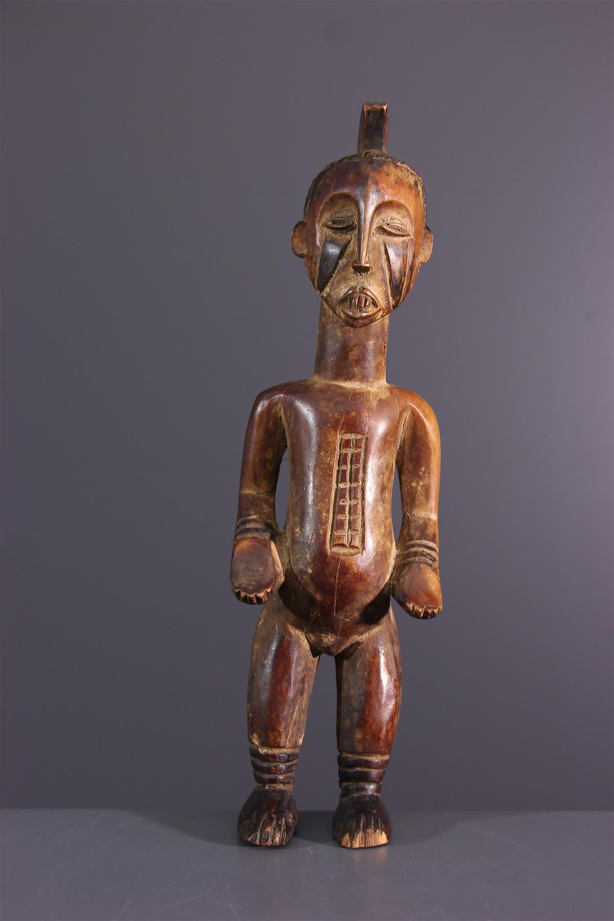 Igbo figure - African art