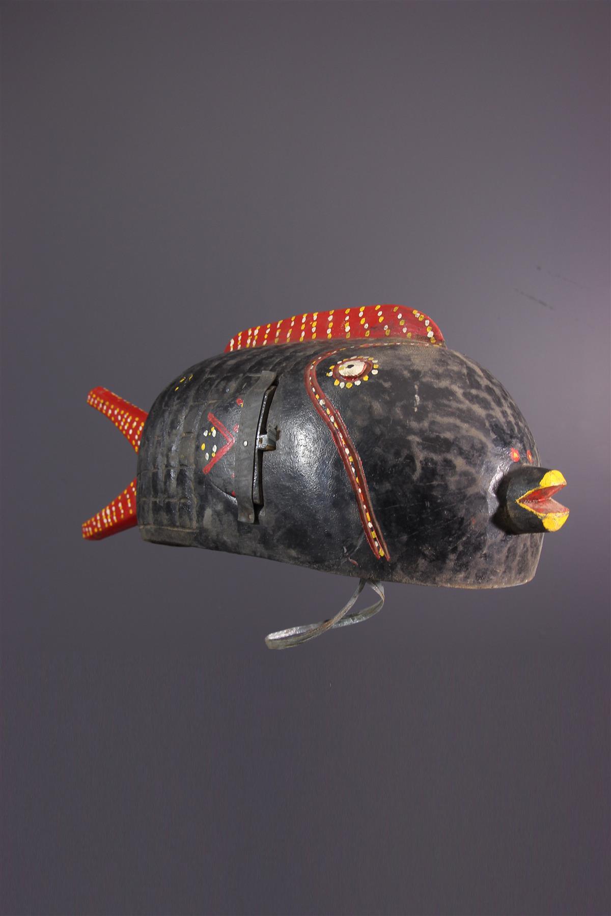 Bozo Puppet - African art