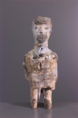 Fetish statuette Ewe Venovi