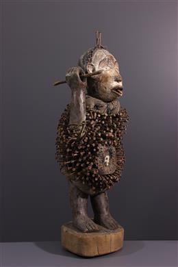 Figure de pouvoir Nkondo Nkisi
