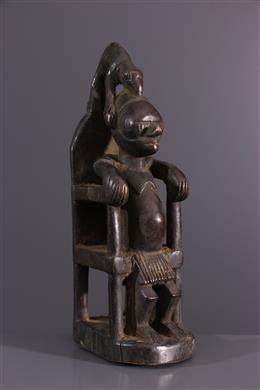 Yaka ancestor figure