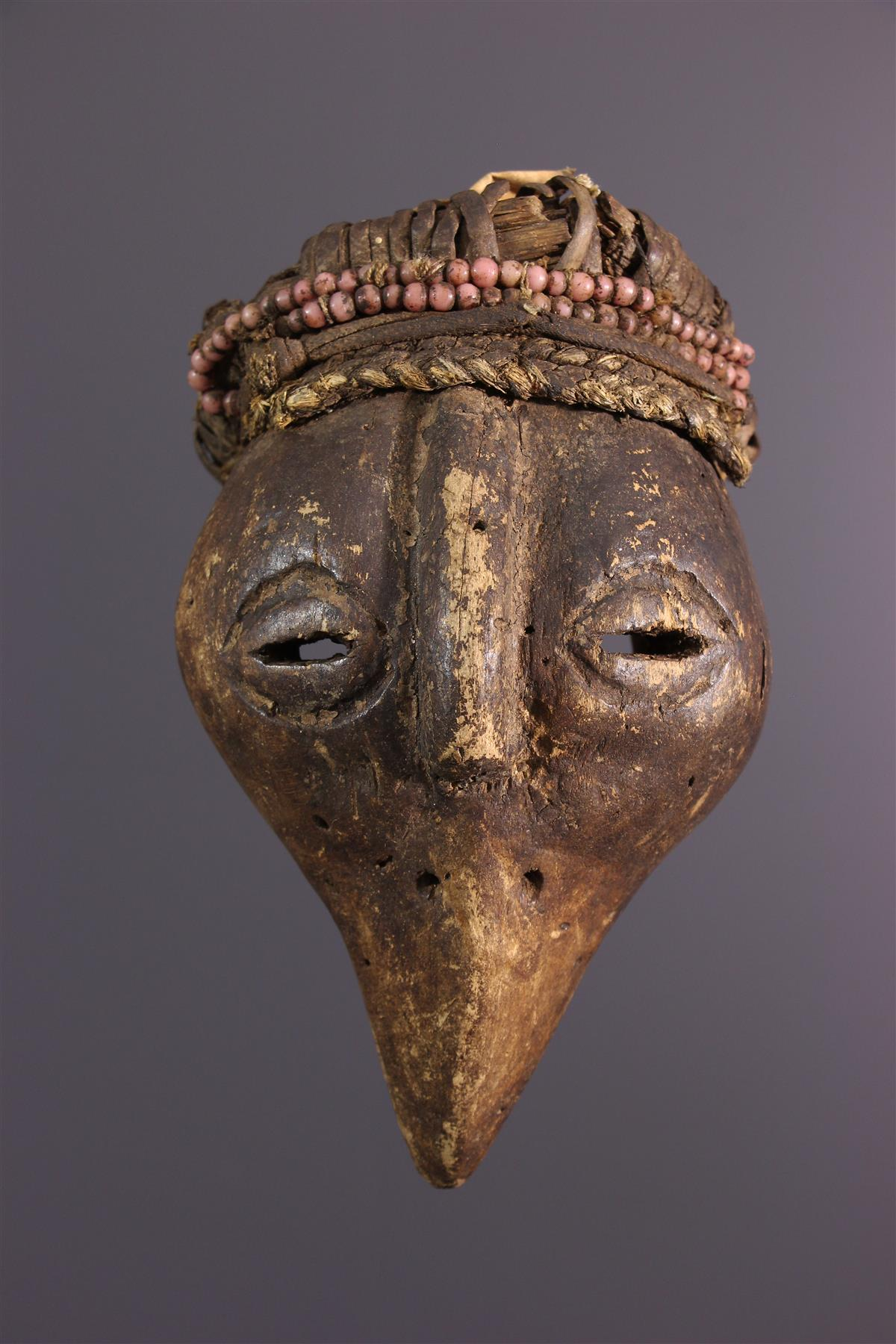 Holo Mask - African art