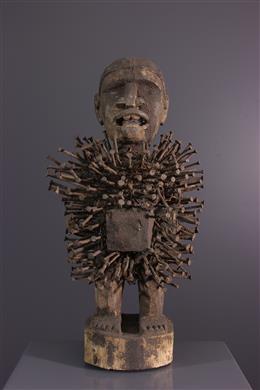 Statue of Congo Nkisi Yombé