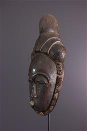 Masque africainBaoulé Mask