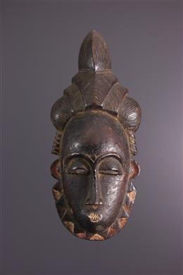 African art - Baulé / Yaoure Mask