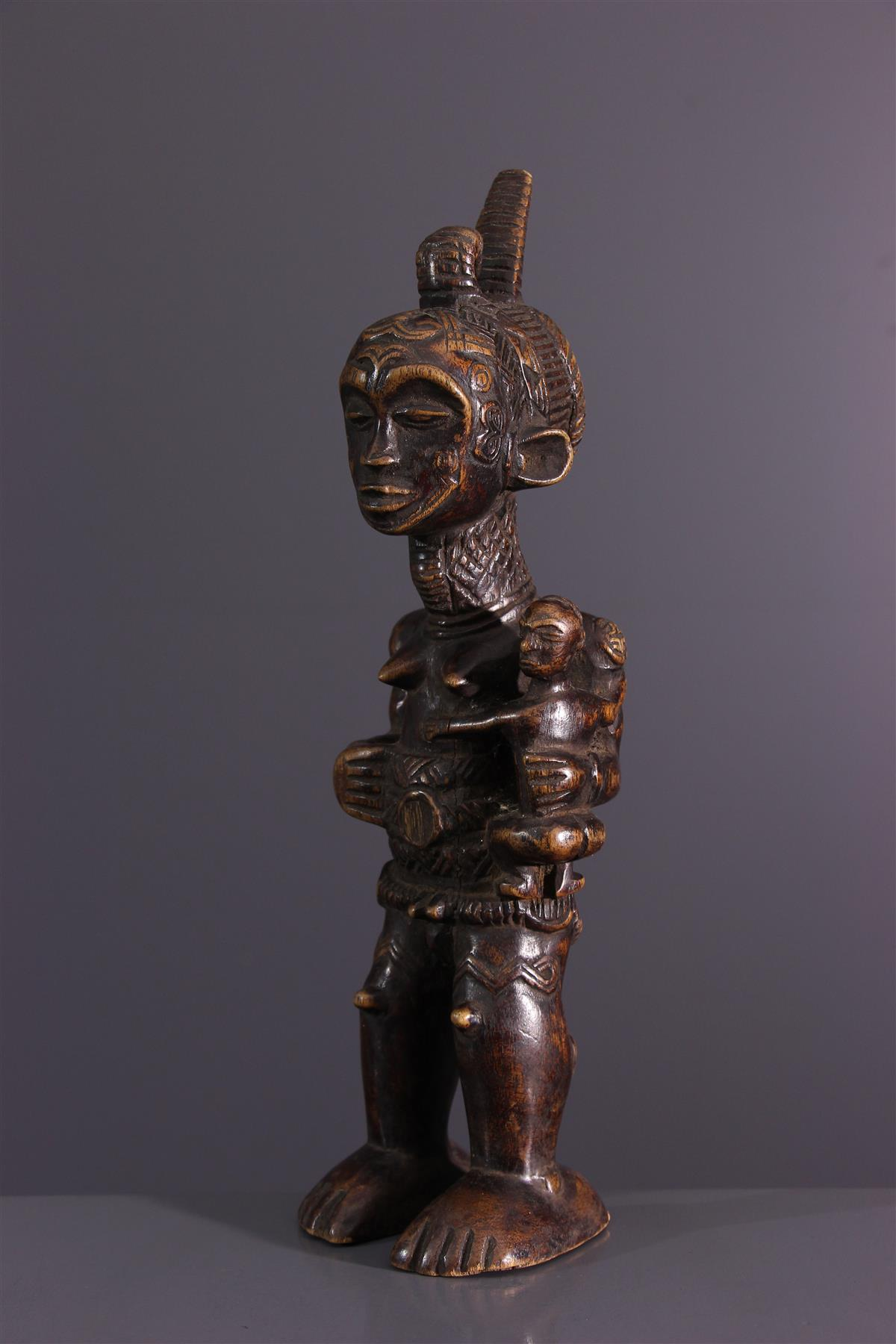 Lulua Fetish - African art
