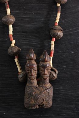 Yaka talisman necklace