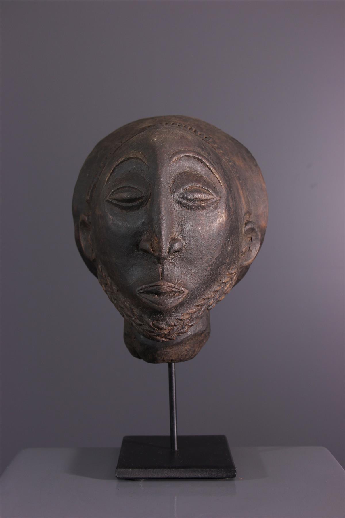 Hemba Head - African art