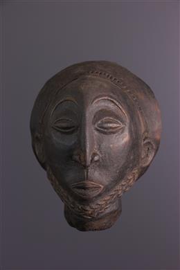 Hemba ancestor head