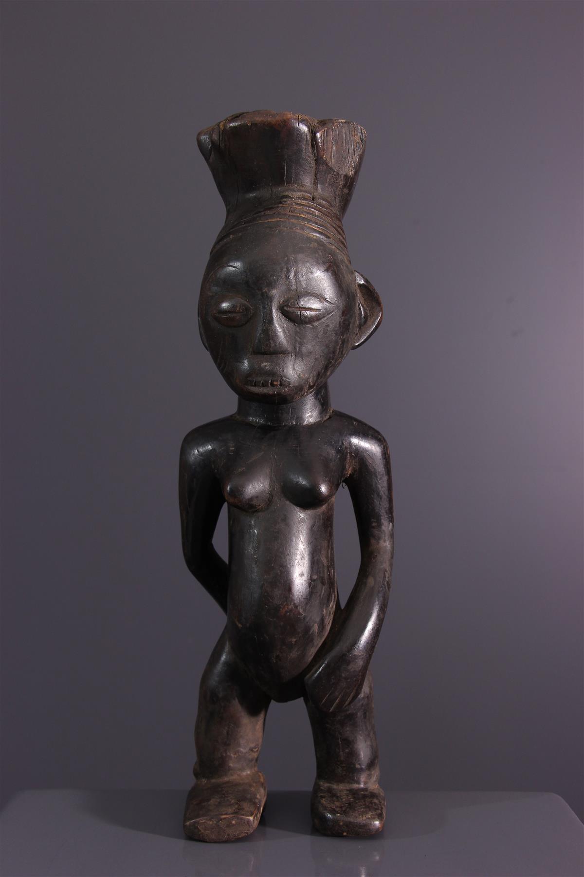 Statue Mangbetu - African art