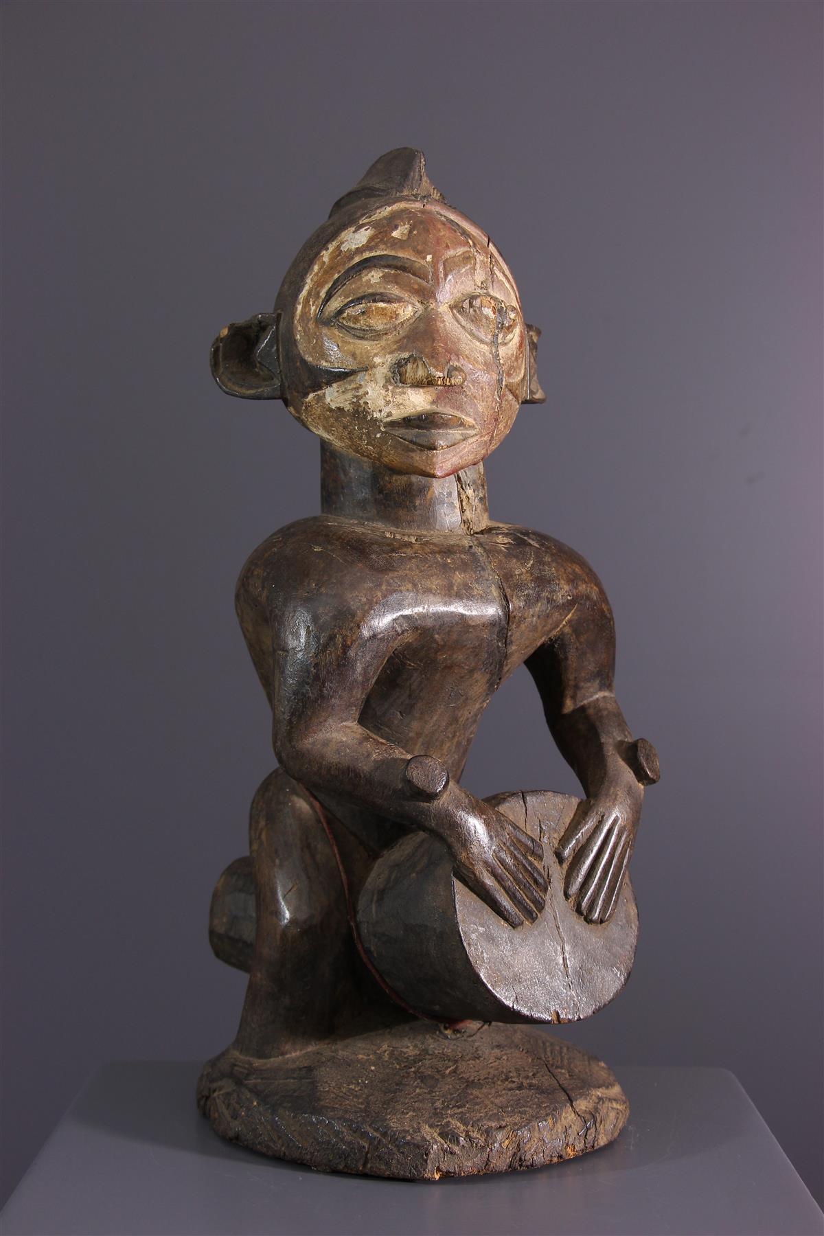 Nkanu figure - African art