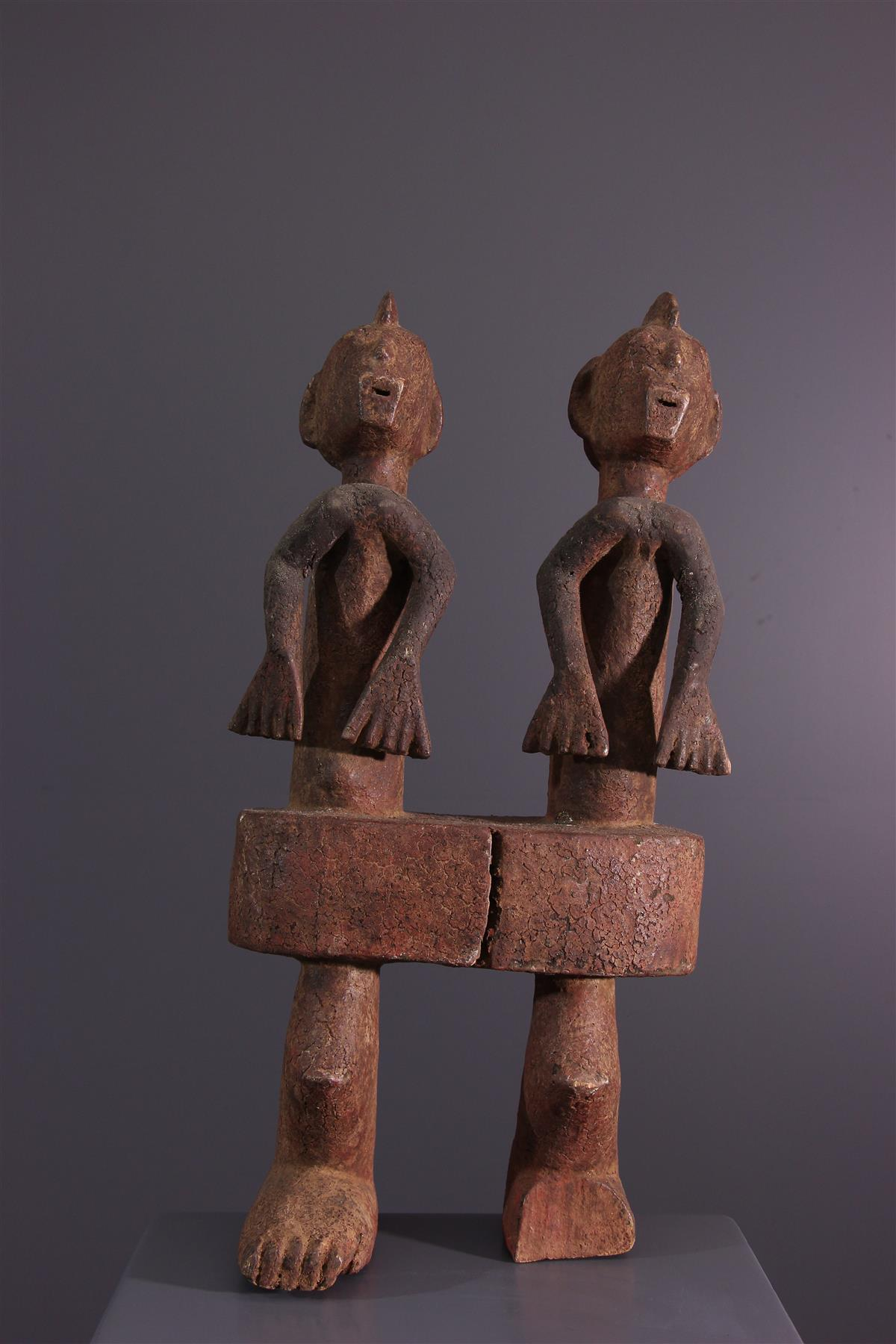 Couple Chamba - African art