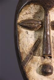 Masque africainMasquette League