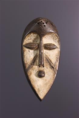 African art - Lega Lukwakengo mask