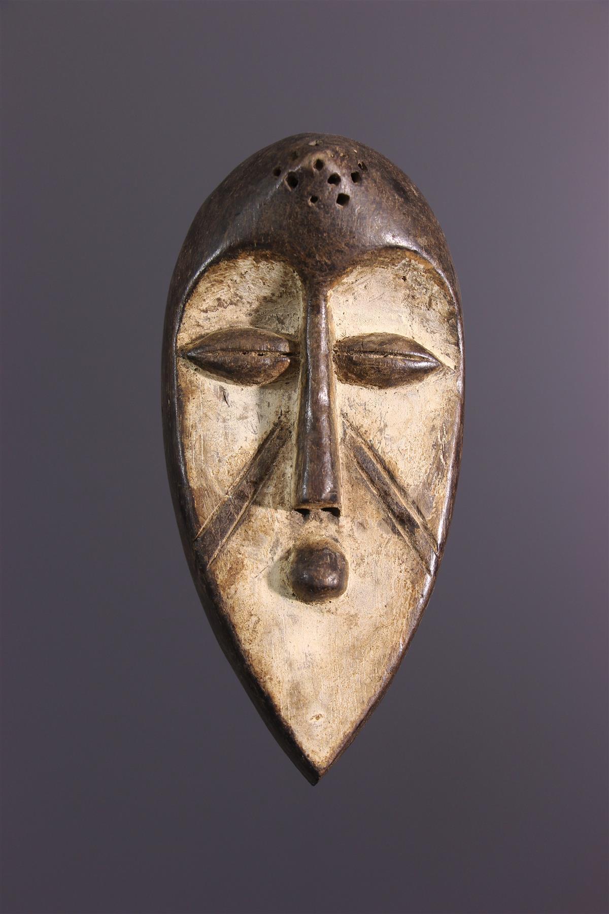 Masquette League - African art