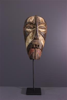African art - Masquette Songye/ Luba Kifwebe