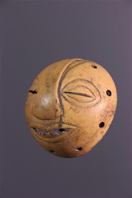 Little mask Luba Kifwebe