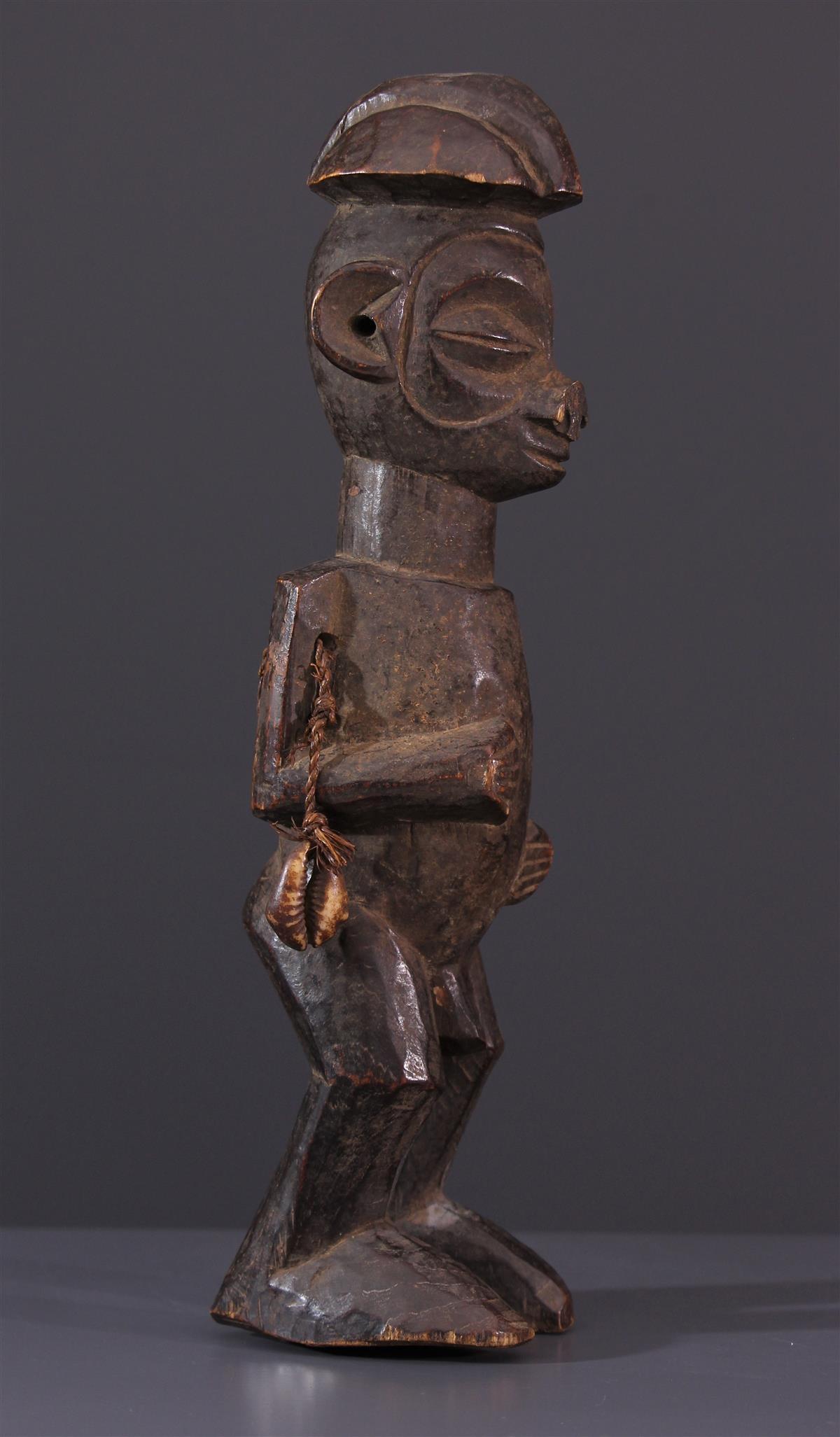 Yaka figure - African art