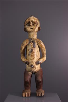 African art - Relic statue Mbete, Ambete