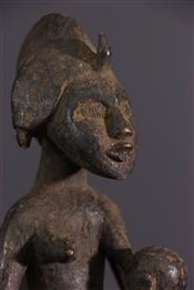 Statues africainesSenufo statuette