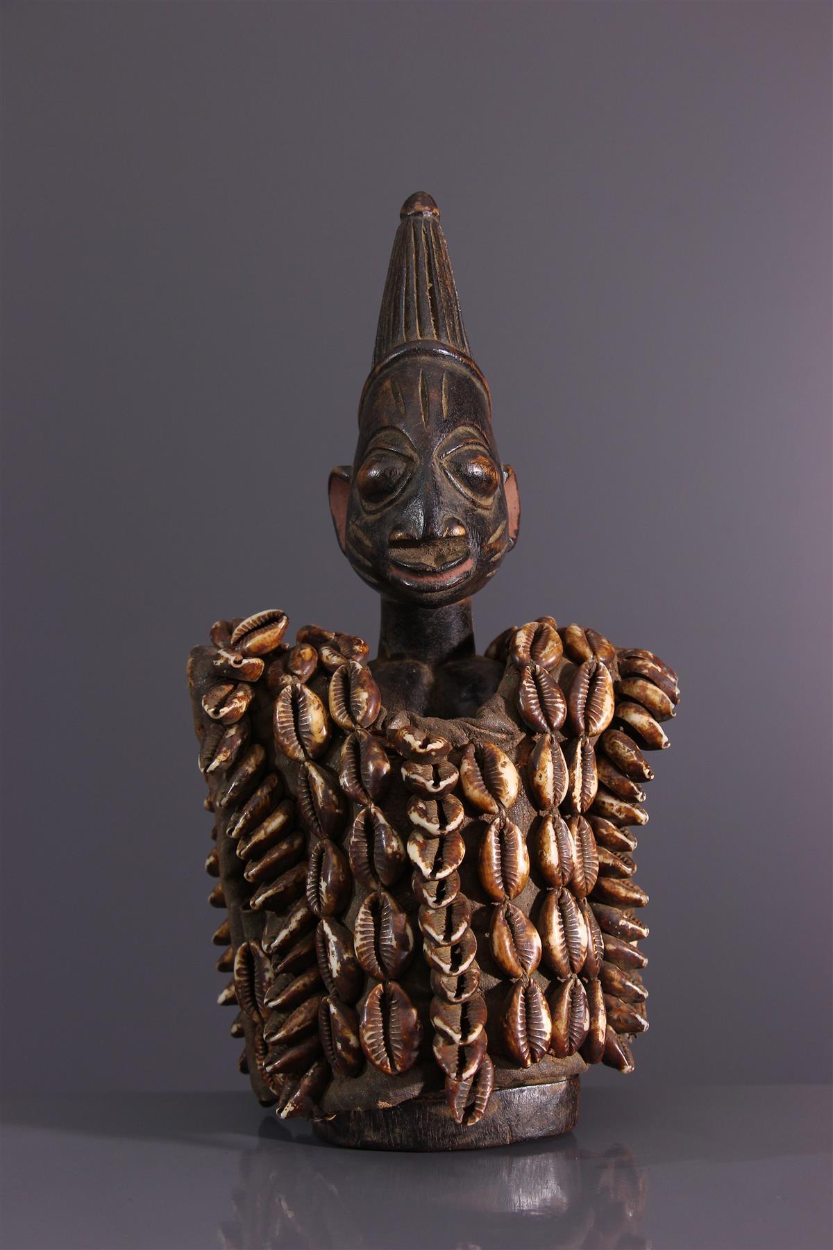 Statuette Yoruba - African art