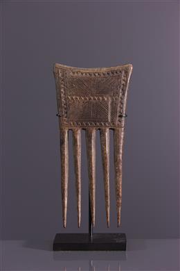 Baule comb, Baoulé