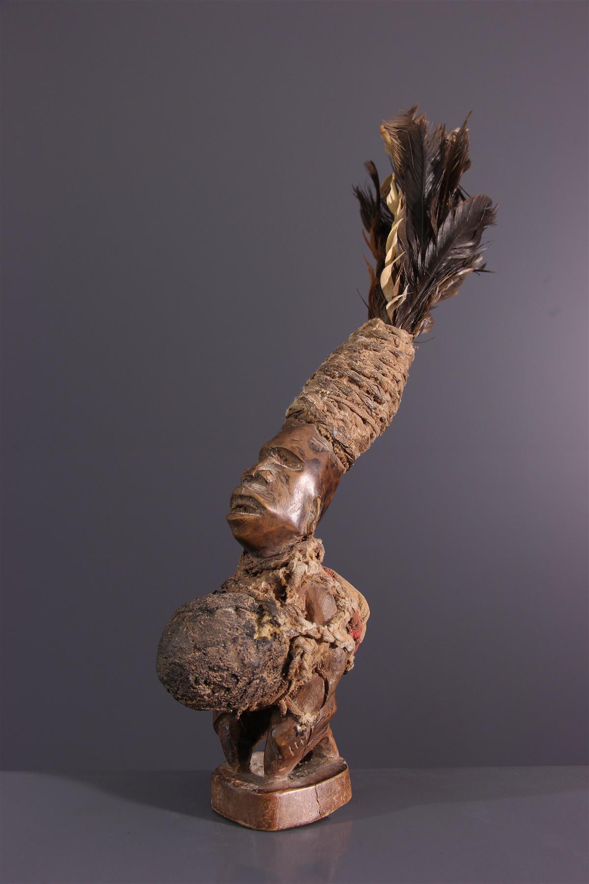 Statuette congo - African art
