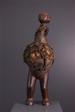 African art - Fertility figure Sukuma / Nyamwezi