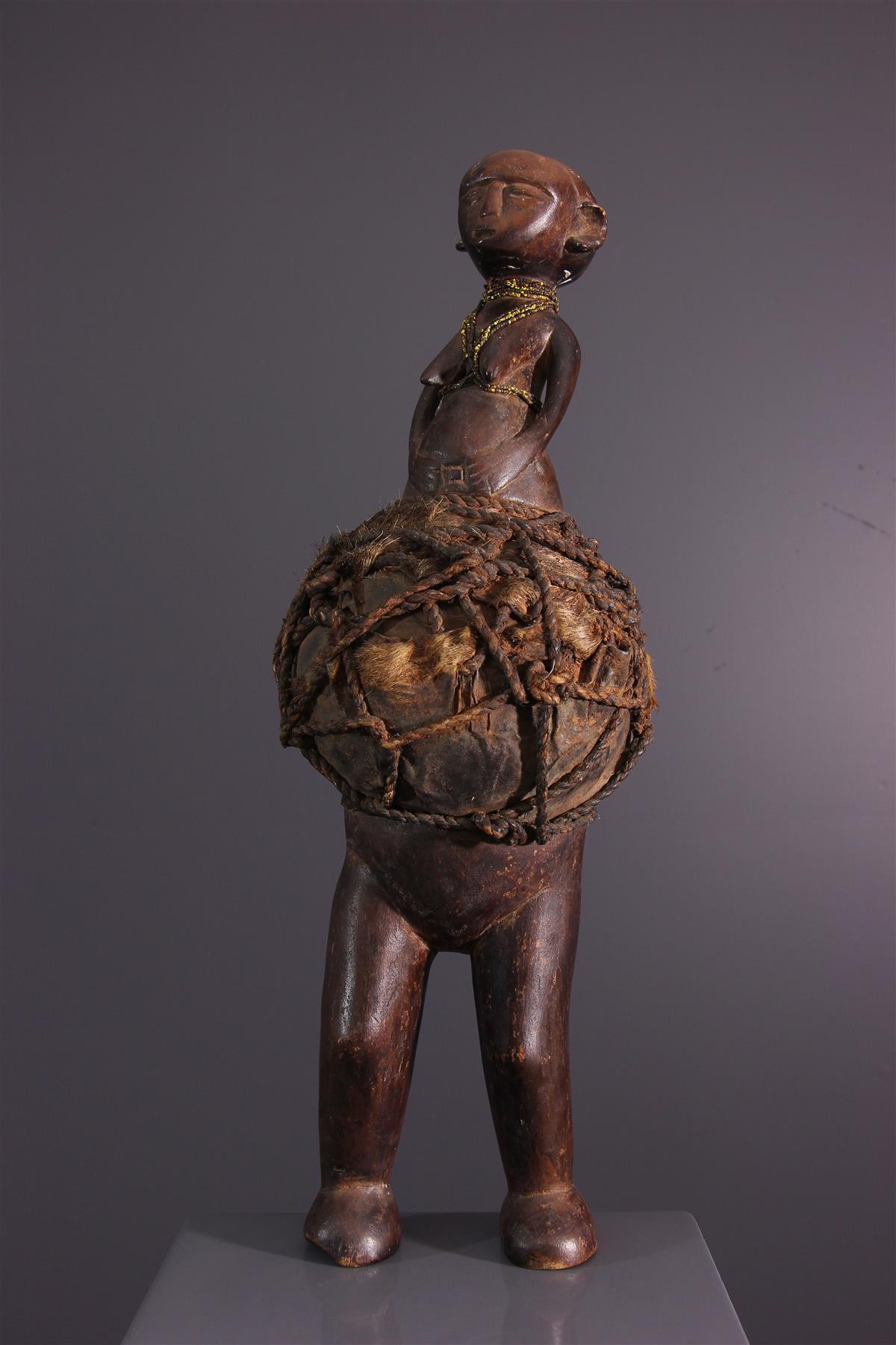 Statue Sukuma - African art