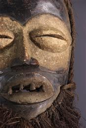 Masque africainWobe mask