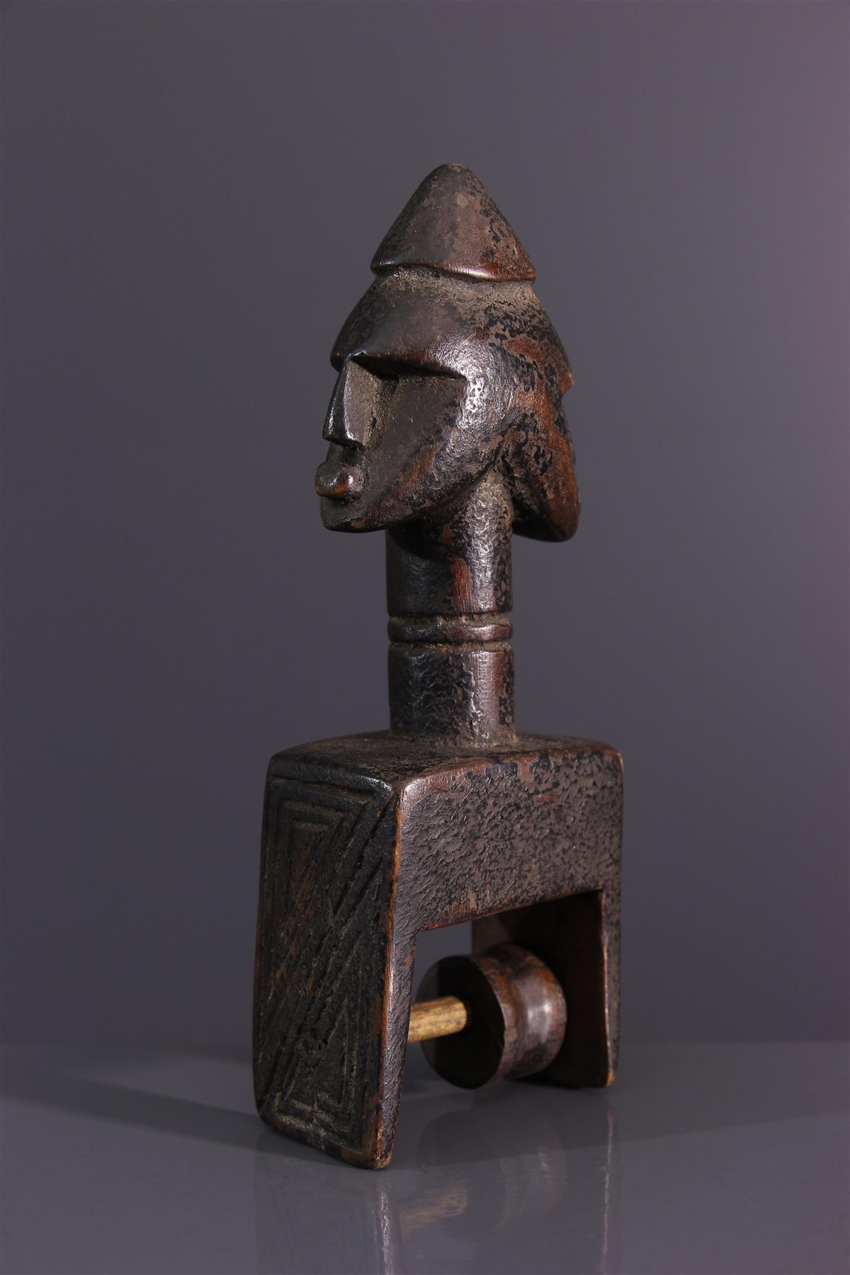 Etrier Senoufo - African art