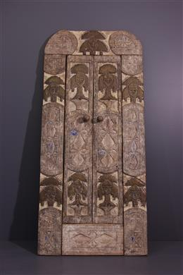 African art - Kota Sculpted Door