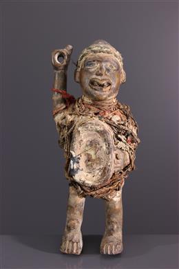 Fetish statuette Nkisi Kongo