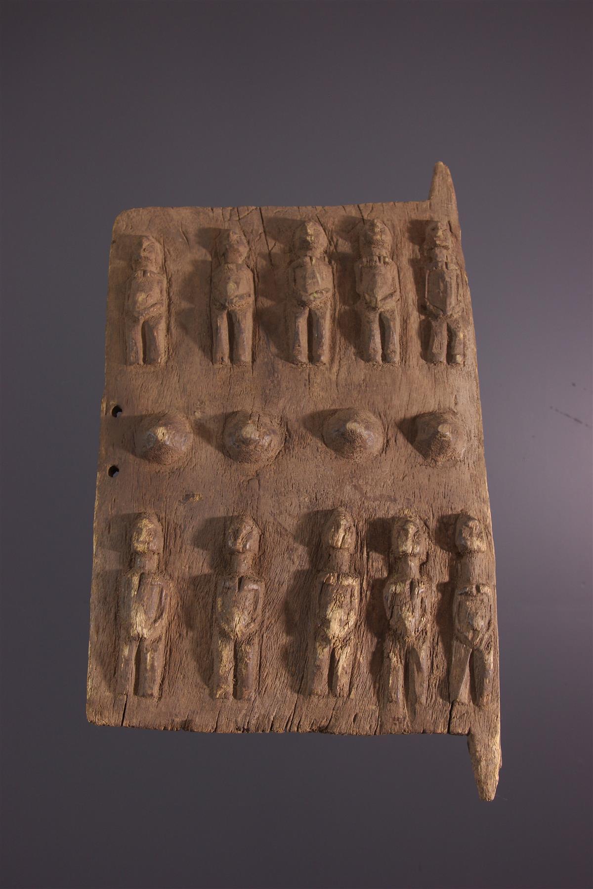 Volet Dogon - African art