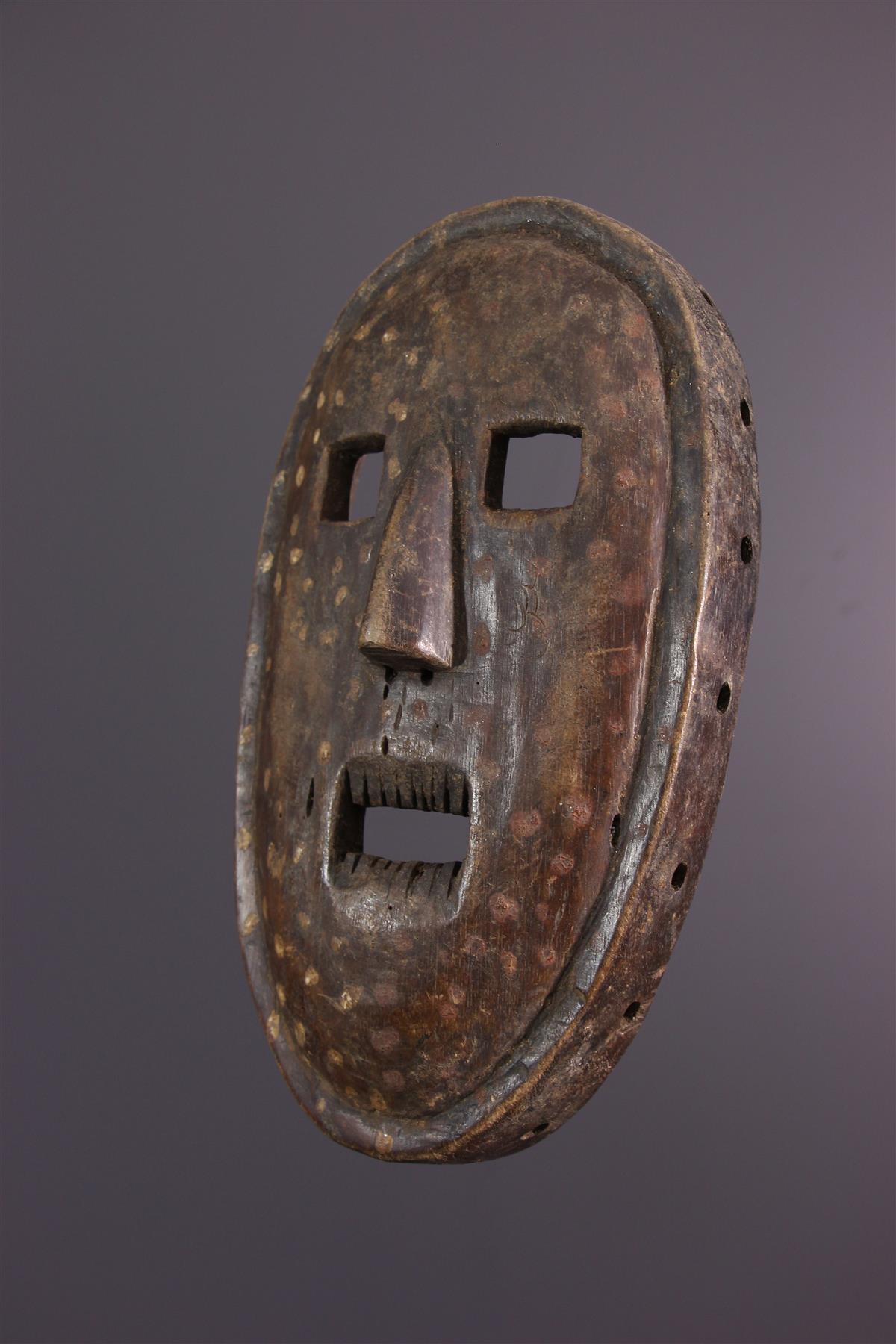 Masque Kumu - African art