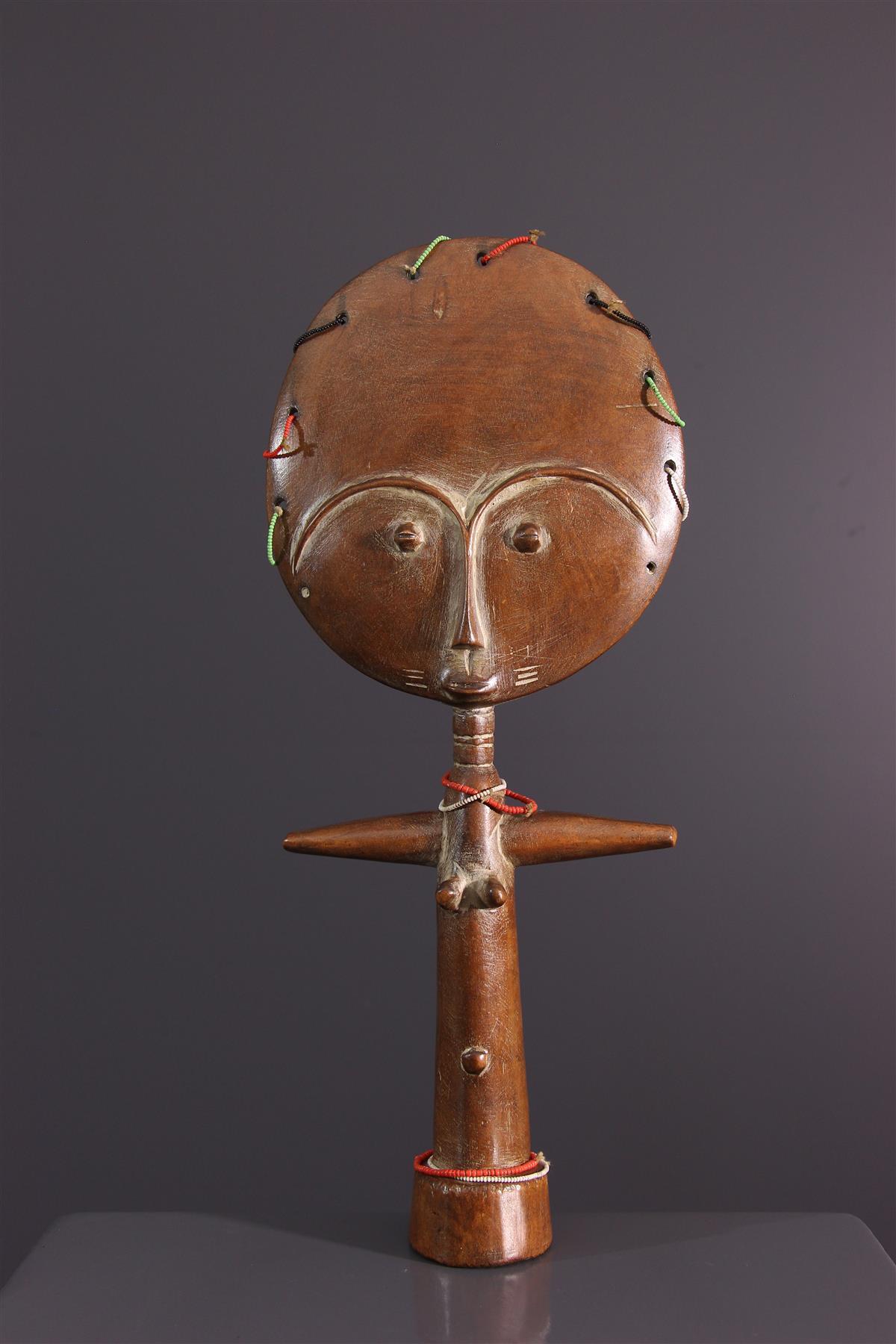 Ashnati doll - African art