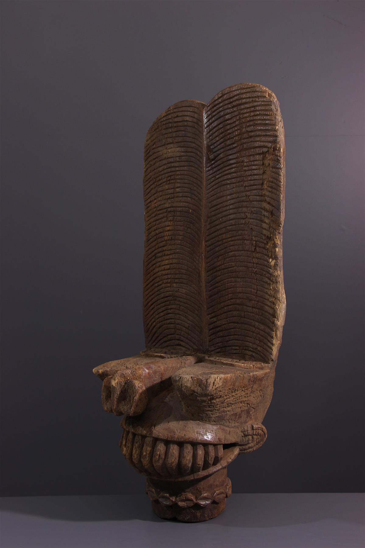 Batcham Mask - African art