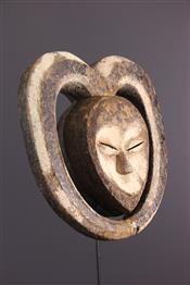 Masque africainKwele Mask