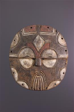 Teke Mask - Tsaayi Kidumu