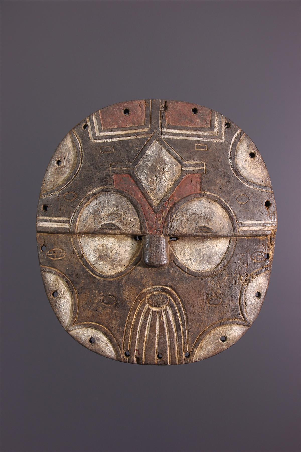 Teke Mask - African art