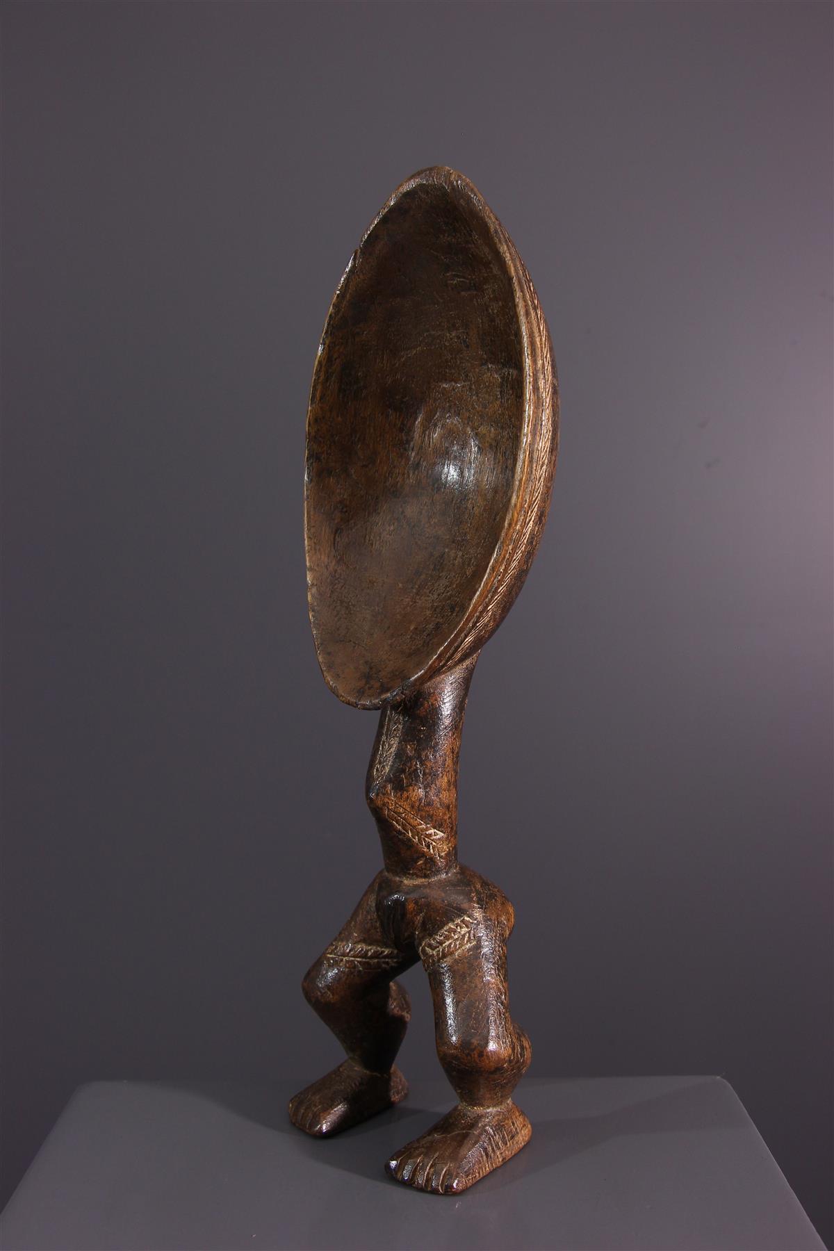 Spoon Dan - African art