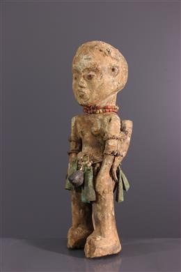 African art - Ewe fetish statuette