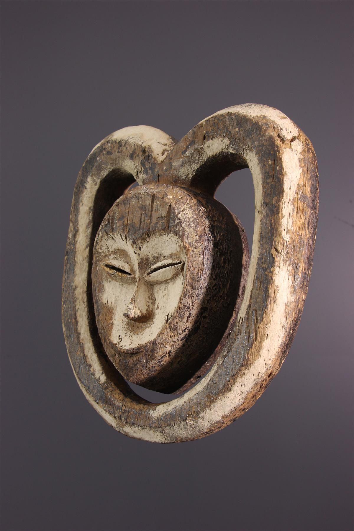 Kwélé Mask - African art