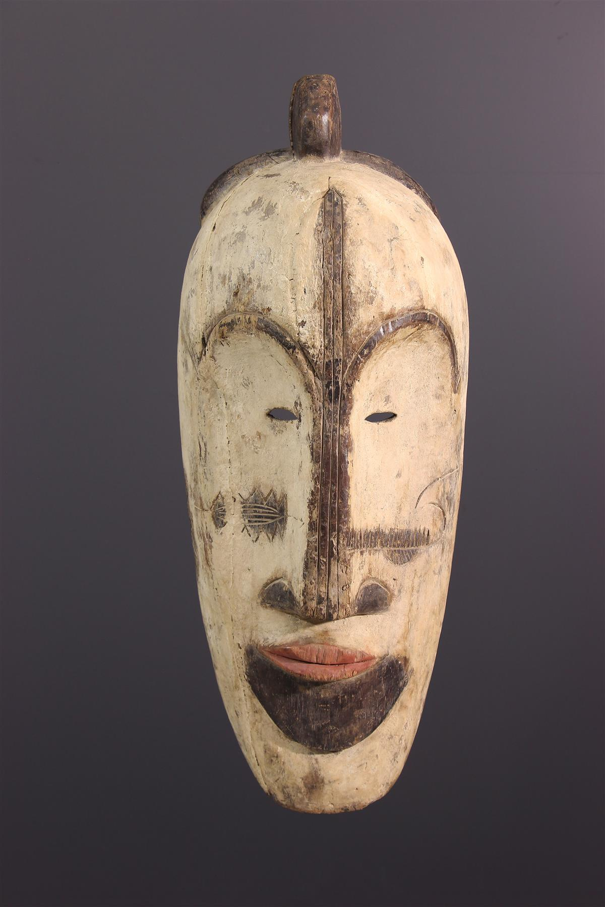 Ngil Mask - African art