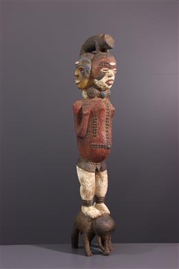 Kuyu Totem Figure