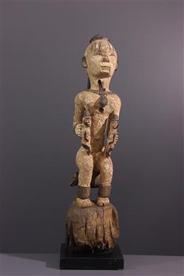 Urhobo Shrine Figure