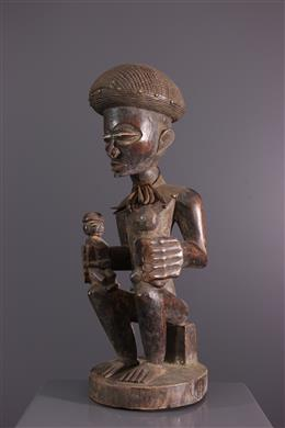 Motherhood figure Chokwe / Lwena