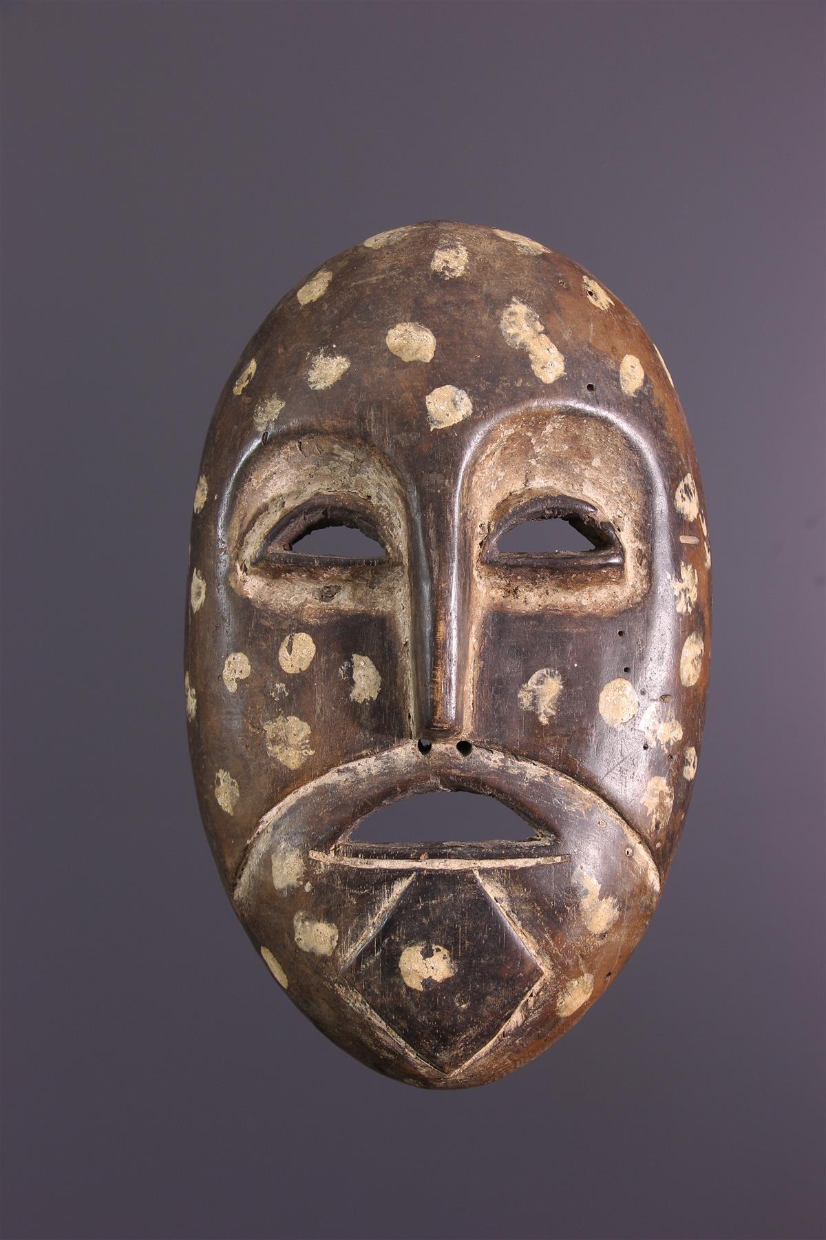 Komo Mask - African art