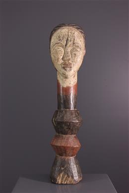 Reliquary figure Lumbu, Loumbo, Mbumba